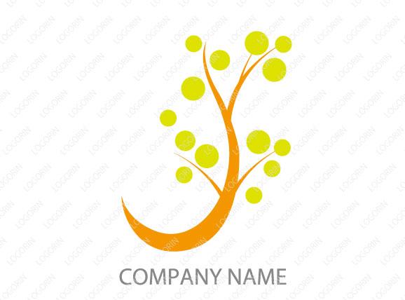 エコを強調する企業のマーク
