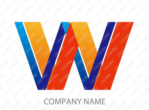 Wのつく会社のロゴ