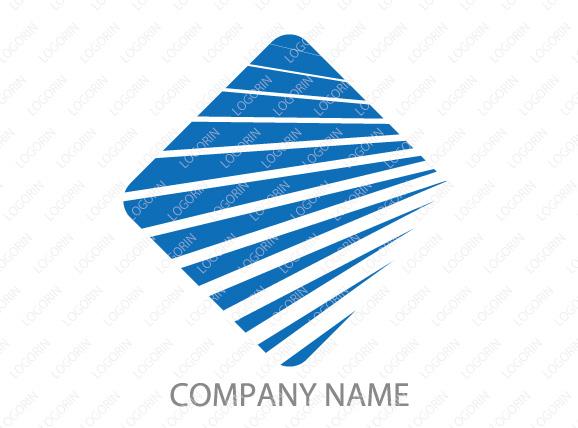 さわやか・清潔感のある企業ロゴ