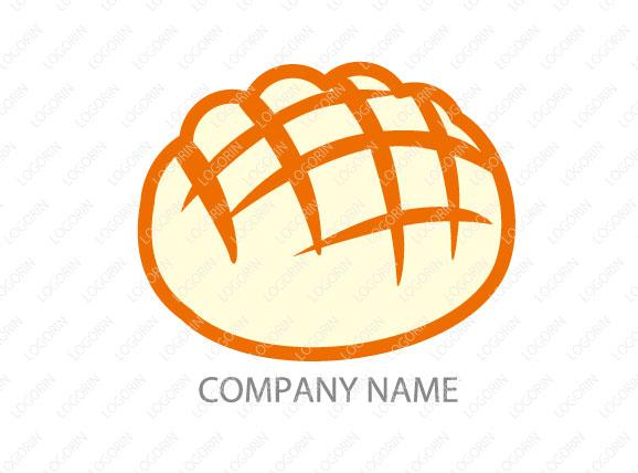 パン屋で使えるロゴ