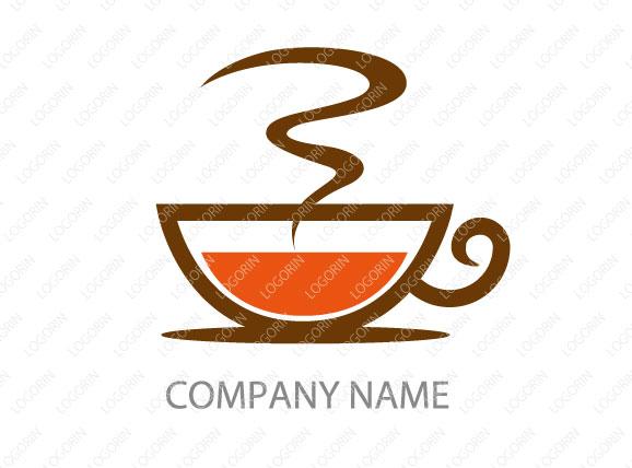 カフェに使えるロゴ