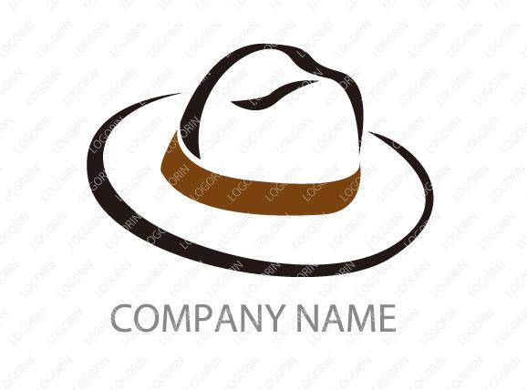 帽子屋で使えるロゴ